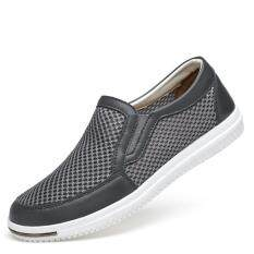 5d1b13e8c2eb Breathable Men Casual Shoes Ligthweight Slip On Flats Men Soft Walking Shoes  Outdoor Water Shoes For