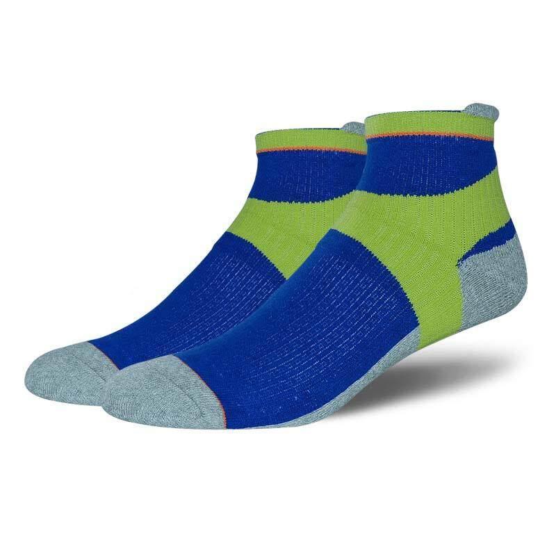 Breathable Sport Socks Short Tube Basketball Socks Towel bottom sports socks for Men - intl