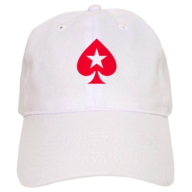 bafec54c30c CafePress - PokerStars Shirts and Clothin Cap - Baseball Cap with  Adjustable Closure