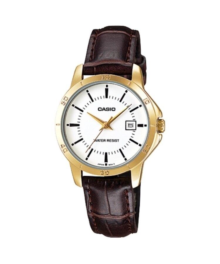 Casio LTP-V004GL-7AUDF Original & Genuine Watch Malaysia
