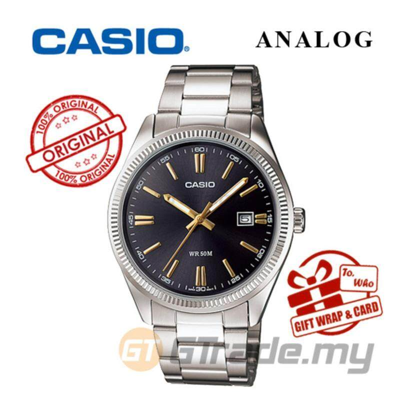 Casio Standard MTP-1302D-1A2V Analog Mens Watch Malaysia