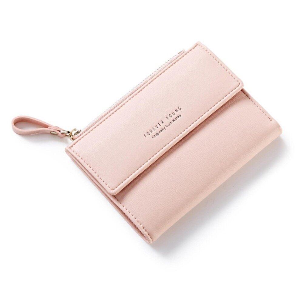 Catwalk Womens purse short paragraph two folded wallet