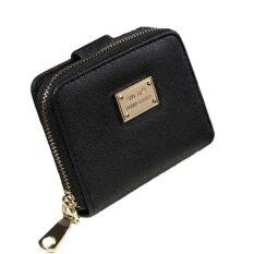 Coconie Lady Women Purse Clutch Wallet Short Small Bag Card Holder Black Free Shipping By Coconie.