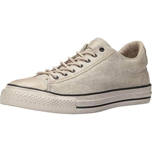 Converse by John Varvatos Distressed Canvas Vintage Slip On Sneaker Toast US Men) - intl