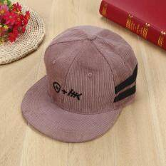 Couple Embroidery Fish Bone Baseball Cap Women Snapback Hip Hop Flat Hat PK