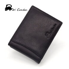 Deri Cuzdan New Minimalist Money Clips Slim Mens Wallet With Clip Luxury Leather I Clip Designer Clamp For Money Holder Card(black) By Pacento Official Store.