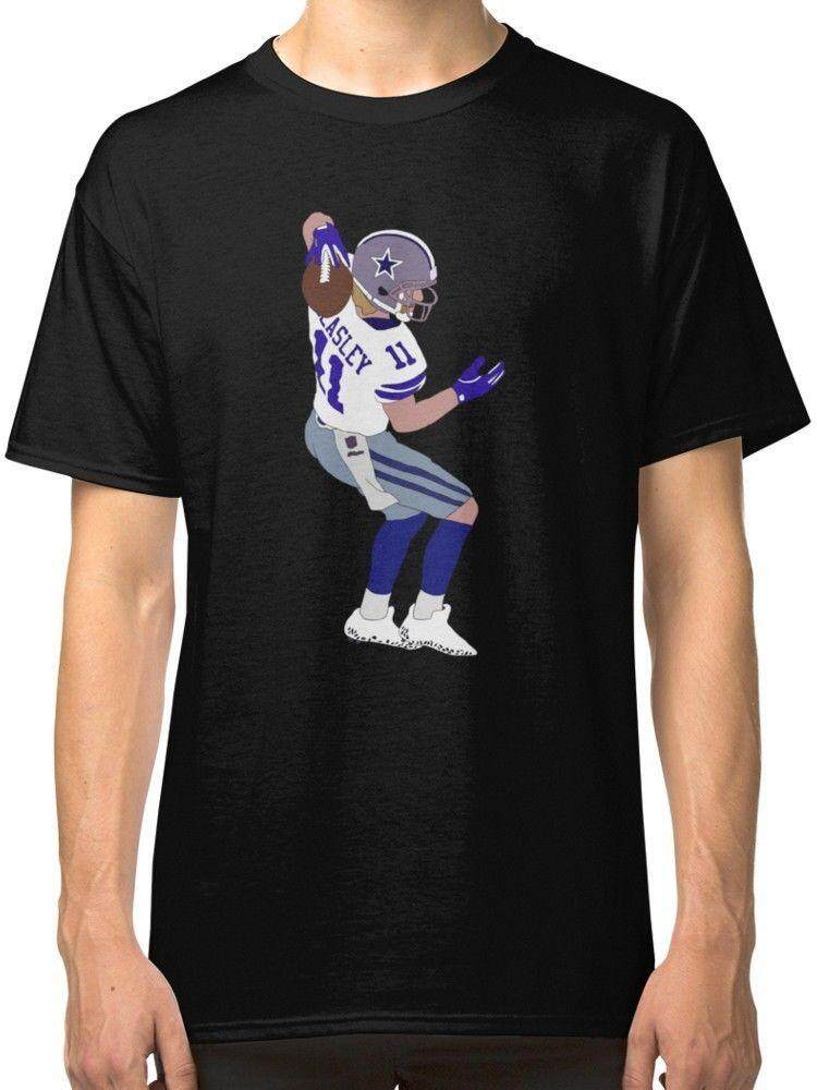 Details About Cole Beasley Amazing Catch Men'S Black T-Shirt Tees Clothing - intl