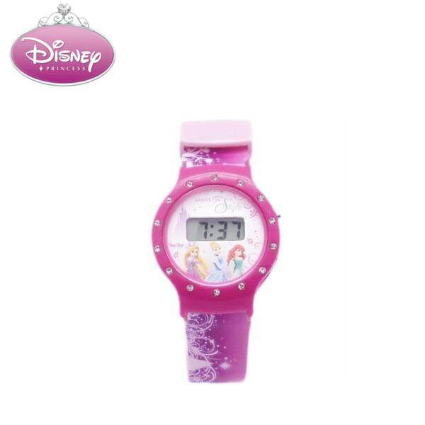 Disney Princess Digital Watch PSSQ813-01A (Purple) Malaysia