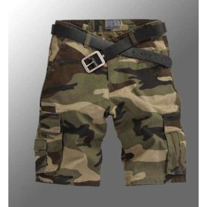 4ddaac6118 Product details of DK03 Men Cotton Large Size multi-pocket Tooling Shots  Male Multi-pocket tooling pants Camouflage Cargo shorts Male short pants ...
