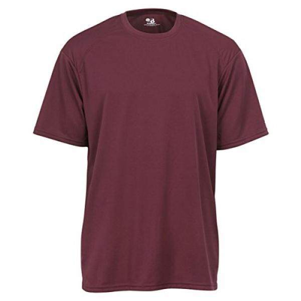 [DNKR]Badger Sportswear Adult B-Core Tee, Cardinal, X-Large - intl