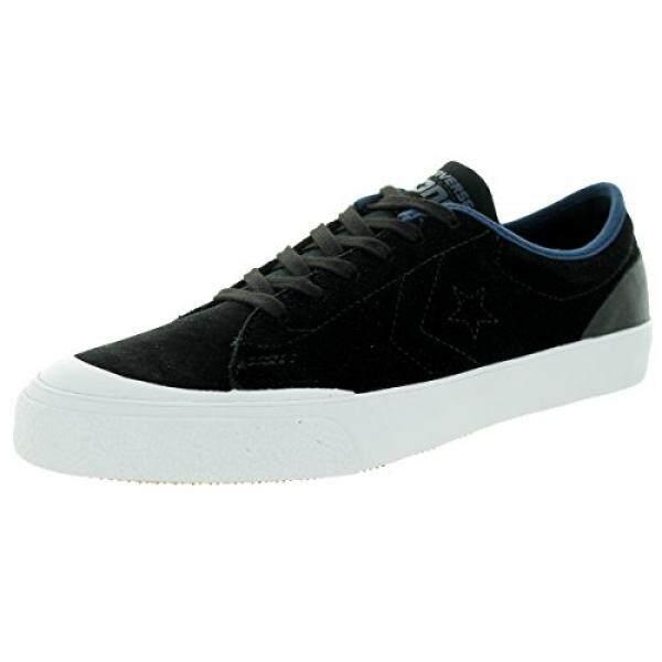 [DNKR]Converse Unisex Cons Sumner Ox Black/Night Skate Shoe 13 Men US - intl