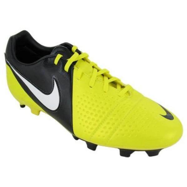 [DNKR]Nike Mens NIKE CTR360 LIBRETTO III FG SOCCER SHOES 7.5 (SONIC YELLOW/WHITE/BLACK) - intl