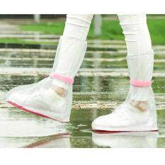 Durable Waterproof Anti-Skidding Rain Boots High Boots Anti Slip Rain Overalls By Poya.