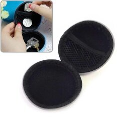 Eva Mini Hard Carrying Case Bag Storage Box Earbud Storage Pouch Press Resistant By Lagobuy.