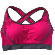Fashion Size M Hotpink Sexy Women Of Sports, Fitness Running Apparel For Women, Jogging Racerback Sports Bra By Storeshop.