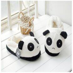 Freebang Cute Women Men Winter Warm Antiskid Slippers Soft Plush Indoor Couple Home Shoes By Freebang.