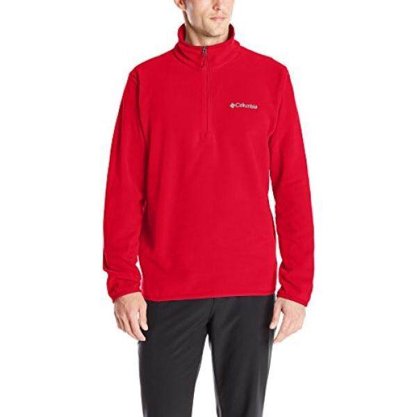 From USA Columbia Mens Ridge Repeat Half Zip Fleece 9d82e3729da