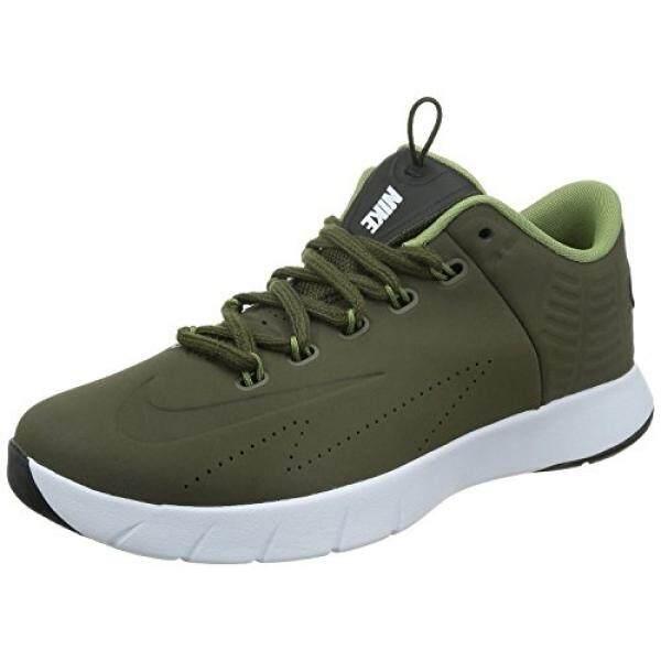 Dari Amerika Serikat Nike Lunar Hyperrev Rendah Ext Sepatu Basket Pria DRK Loden 13 D Kami Pria DRK Loden/DRK Ldn- putih-Allgtr-Intl