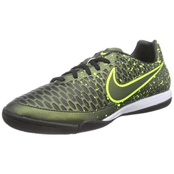 From USA Nike Mens Magista Onda (IC) Indoor-Competition Soccer Shoe Dark Citron/Black Size 8.5 M US - intl