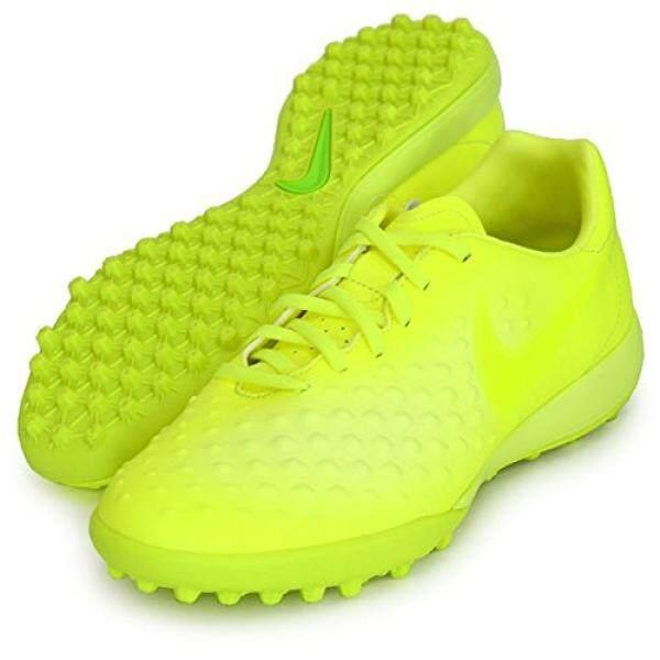 From USA Nike Mens Magista Onda II TF Turf Soccer Shoe (Sz. 8) Total Crimson, Volt - intl
