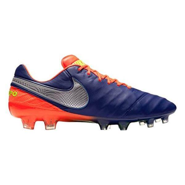 From USA Nike Mens Tiempo Legend VI FG Soccer Cleat Deep Royal Blue - intl