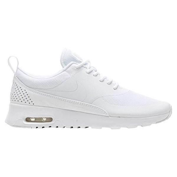 4c08880b56 From USA NIKE Womens Air Max Thea White White White Running Shoe 7.5 Women  US