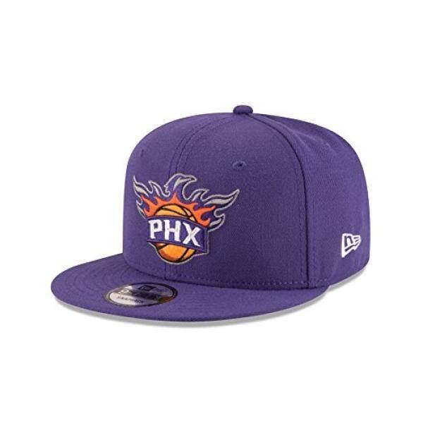 [. Amerika Serikat] NBA Phoenix Suns Pria Dewasa NBA 9 Fifty Tim Warna Dasar Bertali Belakang Tutup, Osfa, ungu B01MR05S06-Internasional