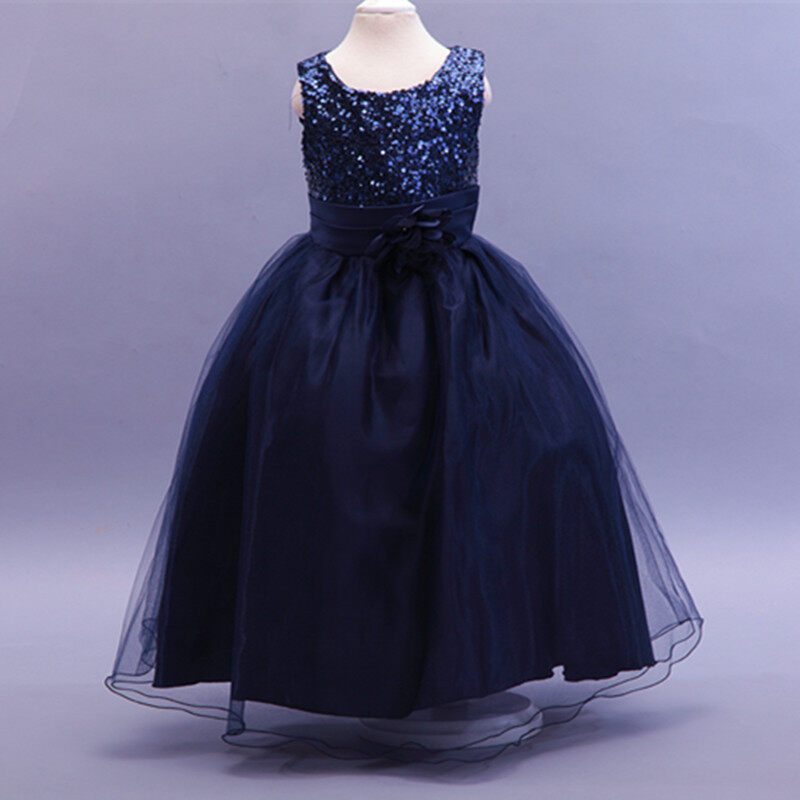 Price Girls Skirts Flower G*rl Dress Princess Dress Wedding Sequined Belt Flower Blossoming Skirt Children Costumes Intl Oem China