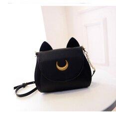619e3a7b9e2fa6 HengSong New Fashion Shoulder Bag Sailor Moon Female Korean Version Chain Purse  Cute Envelopes Packets (
