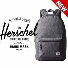 0e8eeb562a74 Herschel Supply Co. Settlement Backpack Multipurpose Backpack - Raven  Crosshatch
