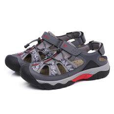 cf13e51148ef High Quility Summer Men Sandals Outdoor Beach Sandals Shoes Breathable  Sports Casual Shoes Quick Dry -
