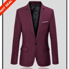 Hot Sale Mens Autumn Clothing Costume Jacket Blazer Cardigan Suits Jackets Coat By Sh Pioneer.