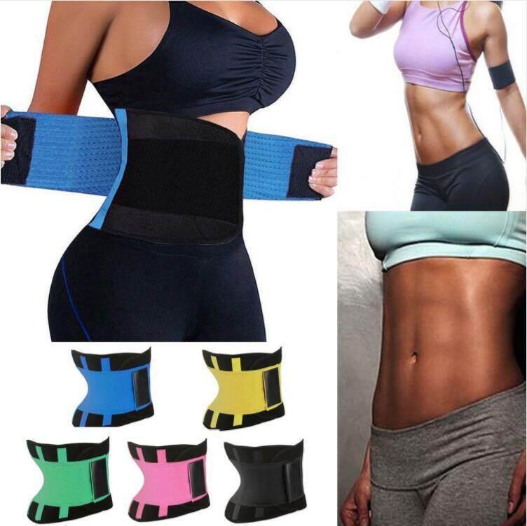 211edd8735 Yihao Hot Shapers Women Slimming Body Shaper Waist Belt GirdFirm Control  Waist Trainer Corsets Plus Size