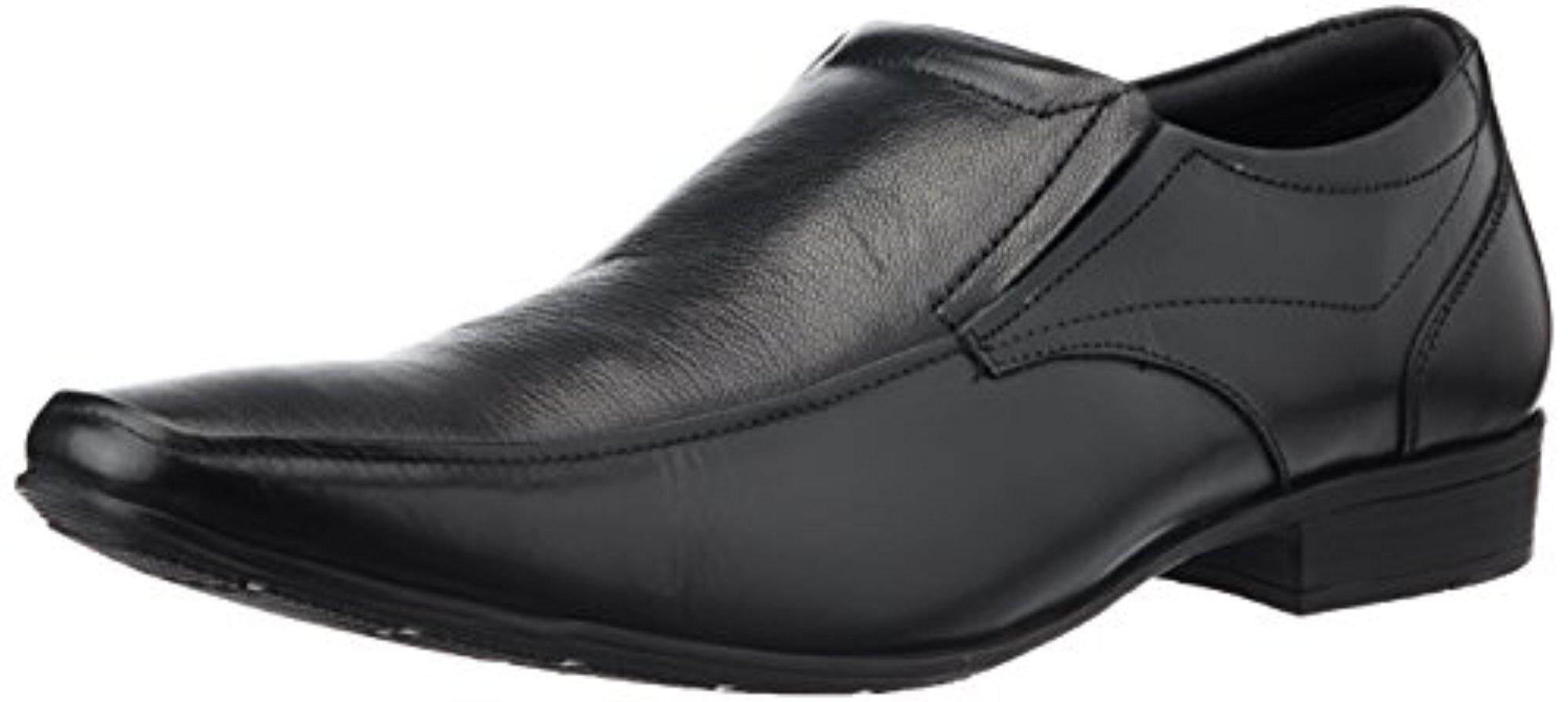 Hush Puppies Pria Bruce Slip On Hitam Sepatu Formal Kulit 10 UK India .