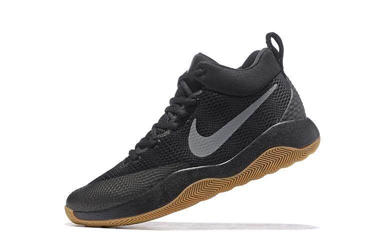HyperRev 2017 Men's Baskeball Shoe Black Mid Top Sport Shoes Original NBA Sneakers Official website 100% Brand Fashion Comfortable(40-45) - intl