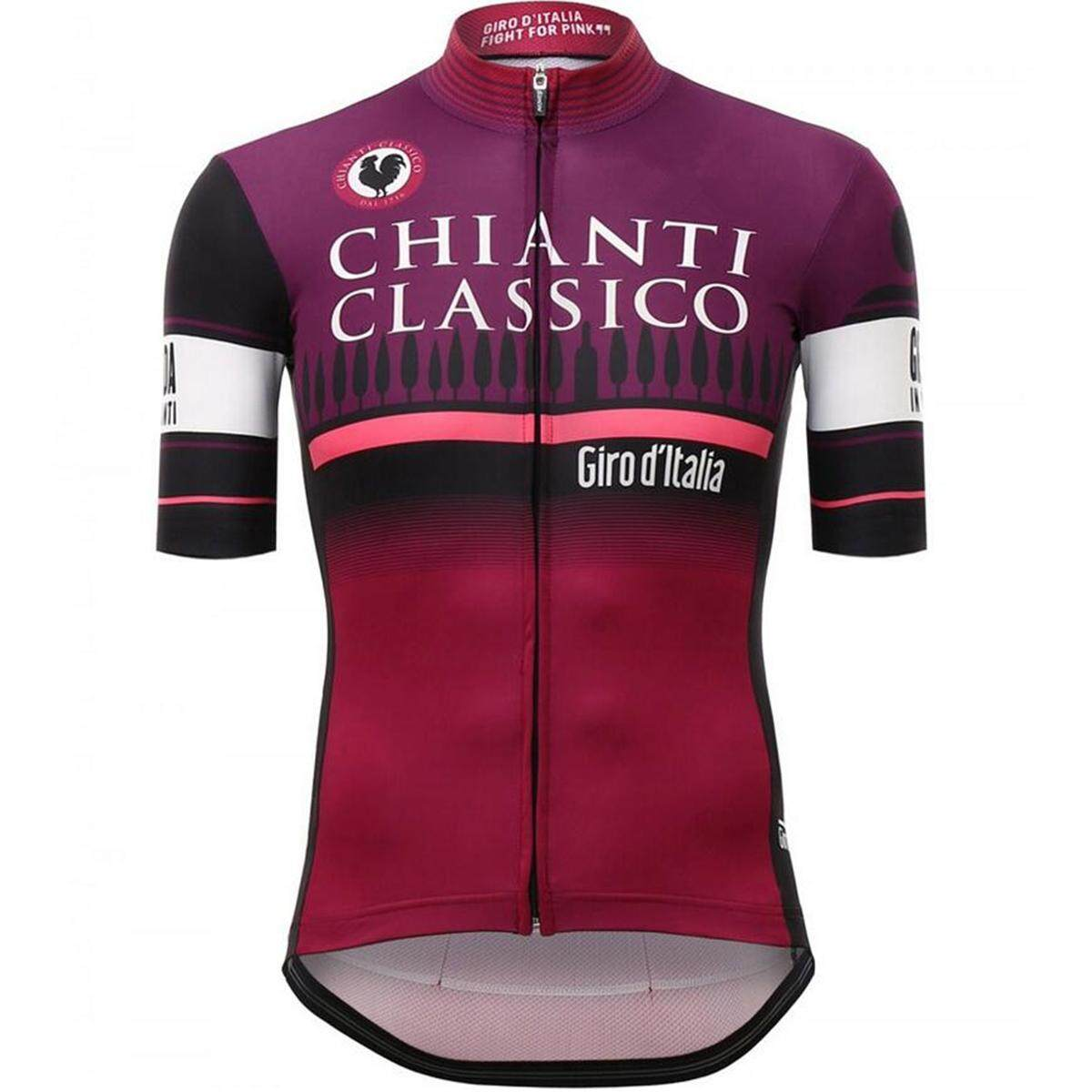 Italy Summer Short Sleeves D'ITALIA Team Cycling Jersey Quick Dry Pro Bike Wear Breathable