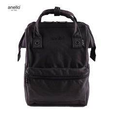 64feab9ae1 Japan Anello Signature Design Polyester Fabric Backpack in Regular Size for  outing  travel  school