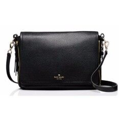 Kate Spade Mayra Cobble Hill In Black