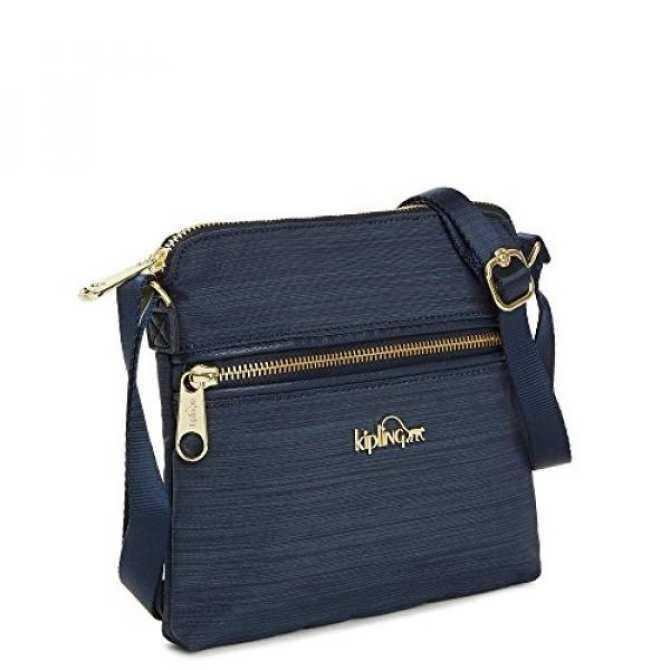 Kipling Foxwell Solid Crossbody Bag, Truedznavy
