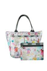 Lesportsac 7470 D152 Limited Edition Small Tote Pouch