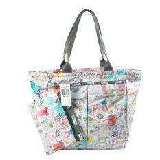 Lesportsac 7891 D152 Every Tote With Pouch Y Day 1set