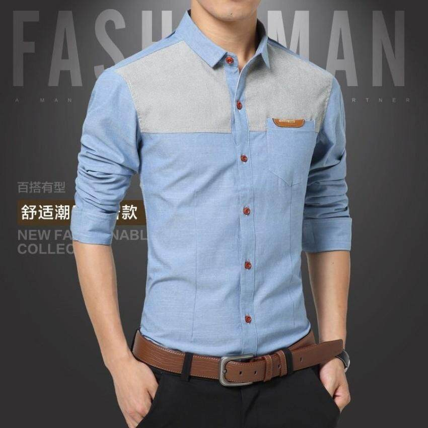 LF Levis thin shirt male long sleeved shirt - intl