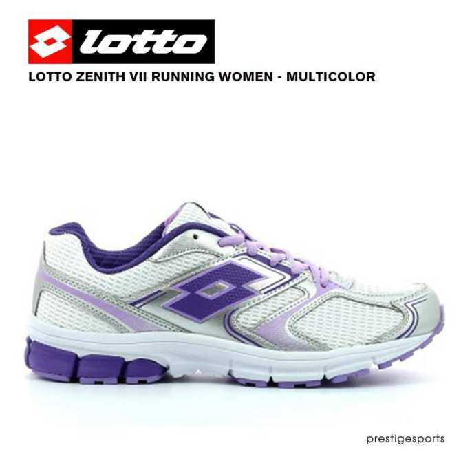 Lotto Zenith Vii W Running Women - Multicolor