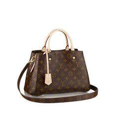 Louis Vuitton Monogram Canvas Montaigne Bb Shoulder Bag
