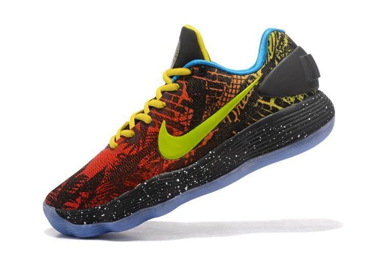 Low Top Multi Warna Situs Resmi Pria Sepatu Basket Sepatu Olahraga Asli  Sepatu Kets NBA Bereaksi edf0603981