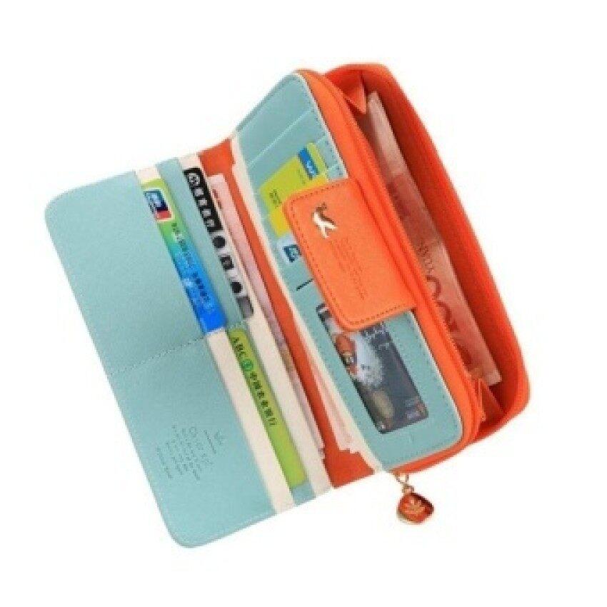 ... 26 Slot /Dompet Kartu ATM/credit card OR. Source · May_zz Korea Premium Uang Kembalian Tempat Kartu Dompet Panjang-Hijau Muda-Intl