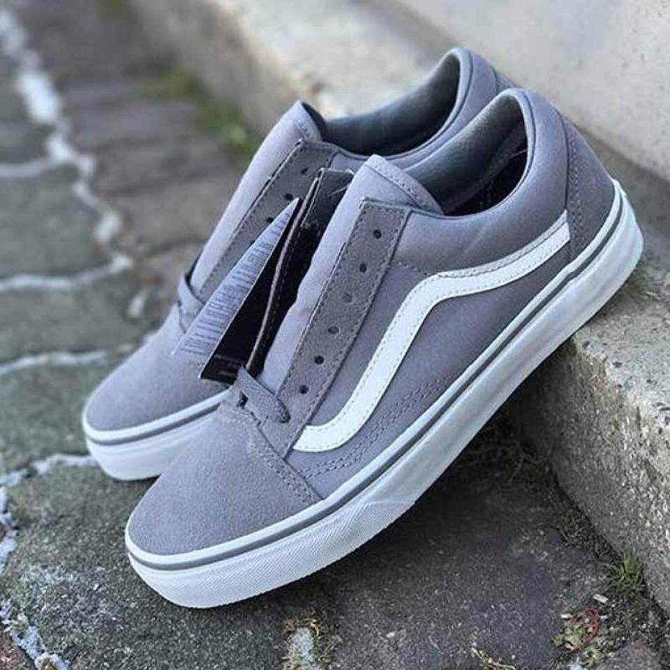 0fb3122f61c4 2019 100% Original Top Quality Vans Unisex Old Skool (50th) Skate