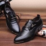 Womens Patent Leather Lace Up Pointy Toe Loafers Flat Dress Formal Oxfords Shoes