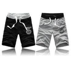 Men Casual Sports Wear Shorts Unisex Beach Short Pants