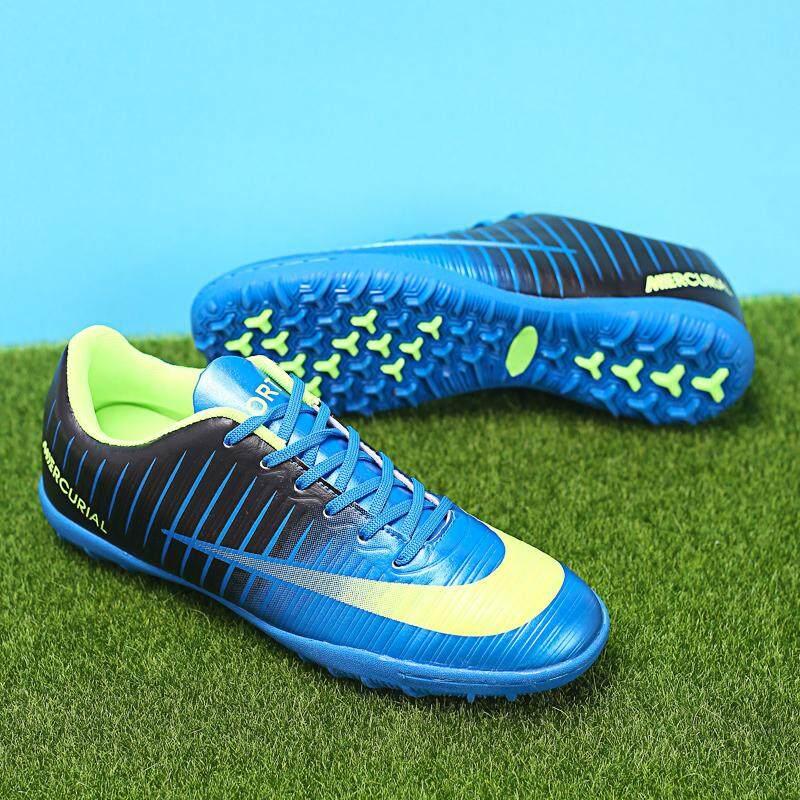 e81e860d0813 Men Football Shoes Indoor Men and Women Soccer Fashion Football Boots Shoes  Sports Futsal Football Sneakers